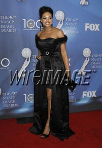 40th NAACP Image Awards - February 12, 2009 in Los Angeles, California