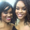 MILLI M. and Demetria McKinney attend the 4th Annual Georgia Entertainment Awards at Georgia World Congress Center on February 6, 2016 in Atlanta, Georgia.