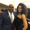Dvante Black and Demetria McKinney attend the 4th Annual Georgia Entertainment Awards at Georgia World Congress Center on February 6, 2016 in Atlanta, Georgia.
