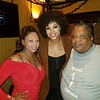 Heidy, Demetria McKinney and Andre Brown at Ashford & Simpson's Sugar Bar - October 28, 2017 in New York City