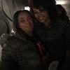 Ebony Stewart attend Bell Biv DeVoe in Concert w/ Demetria McKinney - December 27, 2017 in Dayton, OH
