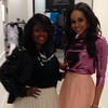 Tammie Reed and Demetria McKinney celebrate Black History Month with 'Eras Of Style' on February 20, 2014