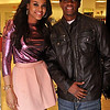Demetria McKinney and Jr Griffin celebrate Black History Month with 'Eras Of Style' on February 20, 2014