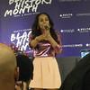 Demetria McKinney celebrate Black History Month with 'Eras Of Style' on February 20, 2014