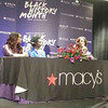 Demetria McKinney, Constance White and Beverly Johnson celebrate Black History Month with 'Eras Of Style' on February 20, 2014