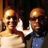 Demetria McKinney and Rodney Greene attend Black USA Pageant - 2009