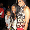 Demetria McKinney and Yandy Smith at the 'Bronner Brothers Hair Show' on August 18, 2013 in Atlanta, Georgia.