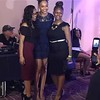 Iesha Marie, Demetria McKinney and Chelby attend the CEBA: Celebrity Entertainment Business Awards - The Robert Treat Hotel - June 11, 2017 in Newark, New Jersey