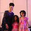 Demetria McKinney and Sapphire Autumn attend the CEBA: Celebrity Entertainment Business Awards - The Robert Treat Hotel - June 11, 2017 in Newark, New Jersey
