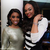 Demetria McKinney attends the 'CIAA: Key To The City' party on March 1, 2014
