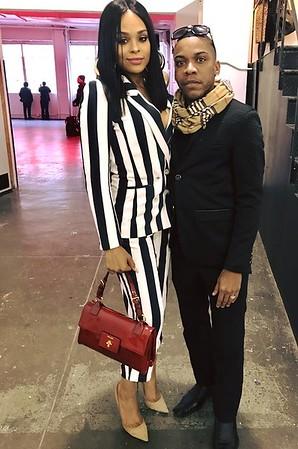 Chromat AW18 - New York Fashion Week - Industria Studios - February 9, 2018 in New York City.