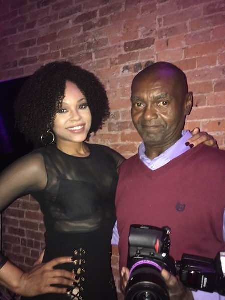 "Demetria McKinney's ""Officially Yours"" Album Listening Dinner - September 25, 2017 in New York City"