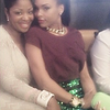Princess Banton-Lofters attends Demetria McKinney's Video Viewing Party - August 13, 2014