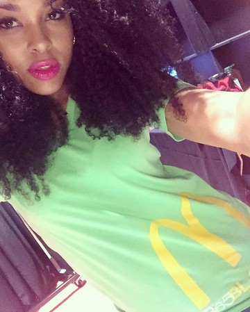 Essence Festival - McDonald's Booth - July 3, 2016 in New Orleans, LA