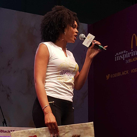 Essence Festival - McDonald's Booth - July 1, 2017 in New Orleans, LA