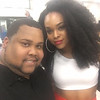 Jarred Walker and Demetria McKinney attend Essence Festival - July 3, 2016 in New Orleans, LA