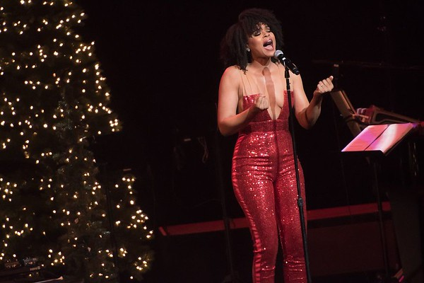 Fantasia: Christmas After Midnight - December 1, 2017 in St. Louis, MO