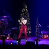 Demetria McKinney perform at Fantasia: Christmas After Midnight - December 1, 2017 in St. Louis, MO