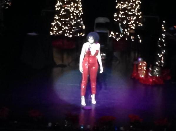 Fantasia: Christmas After Midnight - December 2, 2017 in Detroit, MI