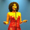 Demetria McKinney perform at Fantasia: Christmas After Midnight - December 9, 2017 in Washington, DC