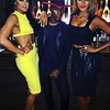 Demetria McKinney, Dallas and Claudia Jordan attend US Weekly/Galore Magazine Party - Spring 2016 New York Fashion Week - September 14, 2015 in New York City