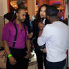 Demetria McKinney attend Keke Wyatt's fan appreciation celebration and R&B divas taping on January 14, 2014