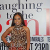 Demetria McKinney at the premiere of 'Laughing To The Bank' on August 18, 2013 in Atlanta, Georgia.