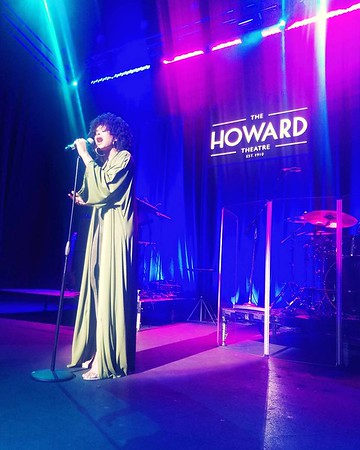 Live In Concert w/ Musiq Soulchild and Demetria McKinney - Howard Theater - November 12, 2017 in Washington, DC