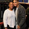 Michelle Antoinette attend Musiq Soulchild and Demetria McKinney Live in Concert - BB King Blues Club - November 15, 2017 in New York City