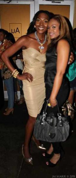 "Demetria McKinney attended the ""Luxe Lifetyle"" awards - July 6, 2011"