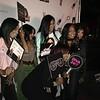 Carmon Cambrice, Rasheeda, Kandi Burruss, Marlo Hampton, Demetria McKinney and Catherine Brewton attend the Marlowmoji Launch party at Red Martini on November 7, 2016 in
