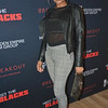 Demetria McKinney attend 'Meet the Blacks' Premiere - Celebrity Breakout - April 1, 2016