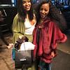 Demetria McKinney and Ashley attend NYFW - February 11, 2018
