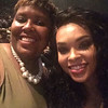 Julia Johnson and Demetria McKinney at R. Kelly: The Buffet Tour - Wolstein Center - June 25, 2016 in Cleveland, OH
