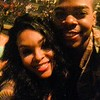 Demetria McKinney at R. Kelly: The Buffet Tour - Wolstein Center - June 25, 2016 in Cleveland, OH