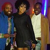 Demetria McKinney and Dallas attends the 'STAR' ATL Live On the Park screening at Park Tavern on November 7, 2016 in Atlanta, Georgia.1