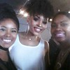 Jasmine Burke, Demetria McKinney and Sheeka Johnson attend The Art Of Luxury - Beauty & Grooming Lounge - September 16, 2016