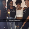 Ashley D'Niece and Demetria McKinney attend The Art Of Luxury - Beauty & Grooming Lounge - September 16, 2016
