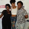 T'Marie, Demetria McKinney and Que Jackson attend The Art Of Luxury - Beauty & Grooming Lounge - September 16, 2016