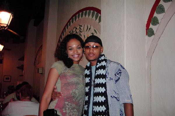 "Dee Dee & P-Nut After The Musical ""U Don't Know Me"""
