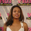 Demetria McKinney attend V103: Cars & Bike Show - July 11, 2009