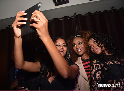 VIP Premiere watch party of 'Kandi's Ski Trip' at Suite Lounge on May 17, 2015 in Atlanta, Georgia.