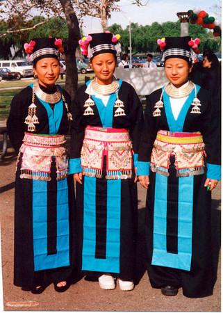 Hmong Festival in Santa Ana (1996)