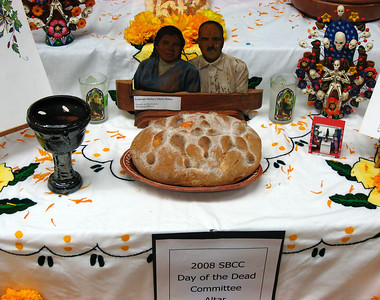 Altar at SB City College