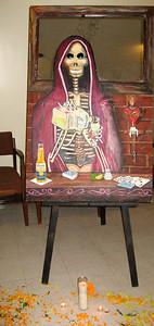 Dia de los Muertos at Casa de la Raza (November 2, 2008)