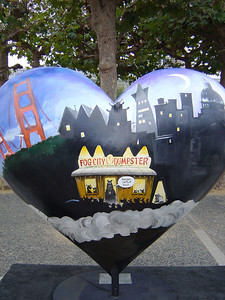 'I Left My Heart in San Francisco'