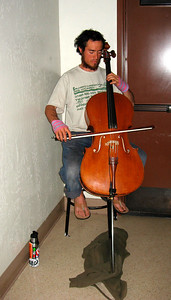 Cello Joe playing with Shake your Peace. http://www.myspace.com/cellojoe  http://profile.myspace.com/index.cfm?fuseaction=user.viewprofile&friendid=43201960