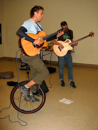 Fundraising concert (Nov 2007)