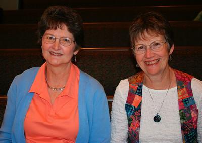Sally & Marcia