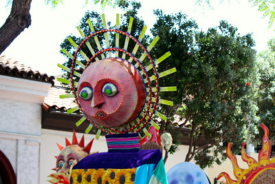 Annual events in SB: Earth Day, Solstice, Festivals...